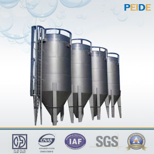 Self Flushing Continuous Flow Sand Filter Water Filtration pictures & photos