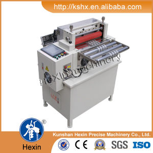 Hexin 500d Printed Label Full Cutting Machine with Photoelectric Detector pictures & photos