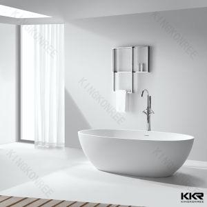 Matt Surface Solid Surface Freestanding Bathtub (KKR-B003) pictures & photos