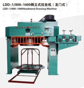 LDD-1/650 Headstand Wire Drawing Machine (Vertical type) pictures & photos
