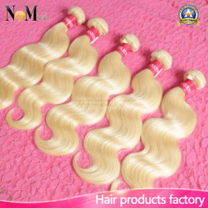 Fashion Honey Blonde Brazilian Hair 613 Color Hair pictures & photos