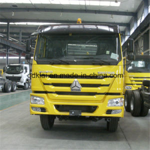 HOWO 371HP Truck 6X4 18cbm Dump Truck Price Sale pictures & photos