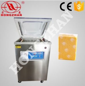 Vacuum Packing Machine with Nitrogen Gas Flush and Automatic Sealing pictures & photos