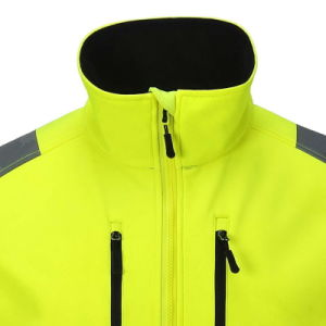 Winter High Visibility Workwear Safety Jacket pictures & photos
