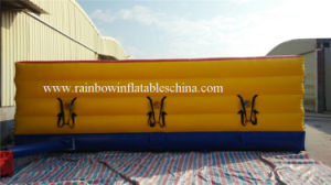 3-Lanes Inflatable Bungee Run, Bungee Running pictures & photos