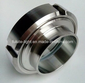 Sanitary Circular Tank Sight Glass, Straight/Union/Flange Sight Glass pictures & photos