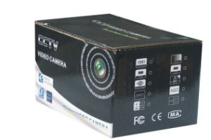 0.008lux 520tvl 90deg View Angle CMOS Sensor Mini Security Camera pictures & photos