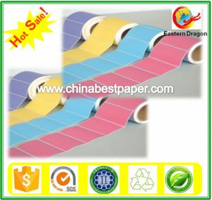 85g white color Paper Labels for Beer/Beer label paper pictures & photos