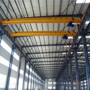 2015 Electric Mobile Overhead Crane with Safety Crane Operation pictures & photos