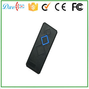 Low Price Em-ID 125kHz 12V Waterproof IP65 Wiegand 26 Outdoor RFID Reader Access Control System pictures & photos