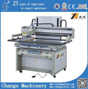 Sfb Series Automatic/Semi-Automatic Paper/Leather/Card/Fabric/Wood/Glass/Advertising Banner/Garments/Clothes Screen Printing Machine for Sale pictures & photos