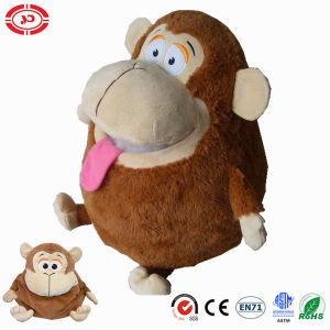 Kids Lovely Tummy Stuffers Monkey Adorable Plush Toy pictures & photos