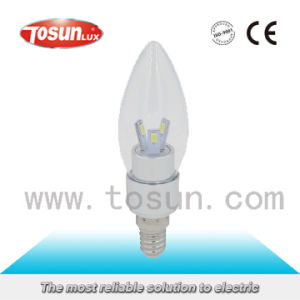 Tbc-C1-3W LED Bulb Light LED Candle Light/Lamp/ pictures & photos