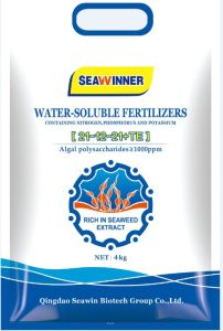 Seaweed Macro Element Water Soluble Fertilizer pictures & photos