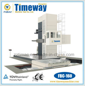 CNC Floor Type Horizontal Boring and Milling Machine (FBC-160) pictures & photos