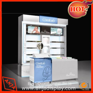 Wooden Display Stand Wooden Cosmetic Display Unit pictures & photos