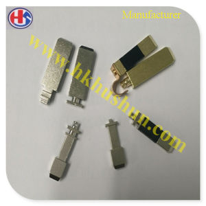 UK Electrical Plug Pin Base Pin (HS-BS-36) pictures & photos