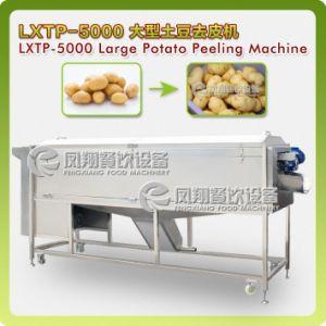 Super-Huge Type Spiral Vegetable Washer&Peeler, Potatoes Washing, Peeling Machine Lxtp-5000 pictures & photos