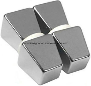 Special Shape of Trapezoid Neodymium Magnets pictures & photos