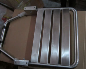 Stainless Steel Foldable Shower Seat (08-004) pictures & photos