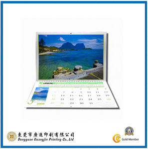 Customized Desk Paper Calendar (GJ-Calendar003) pictures & photos