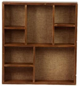 Wooden Shelf Wood Display Stand Shelving pictures & photos
