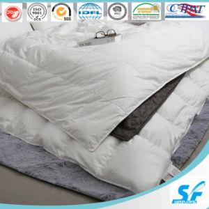 Hotel Quilt White Polyester Duvet Cotton Quilt pictures & photos