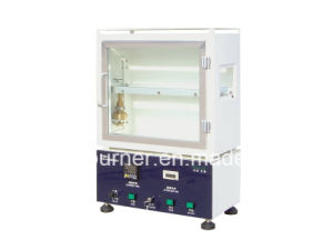 Fabric Textile Vertical Combustion Tester with Standard GB/T5455