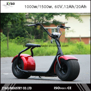 2016 Hot Selling Newest City Coco 2000 Watt Electric Scooter with Ce Certificate pictures & photos
