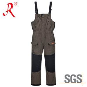 Waterproof Winter Sea Fishing Pants with New Design (QF-9095B) pictures & photos