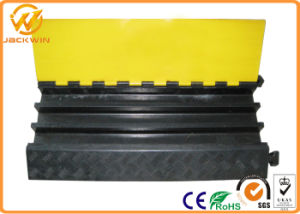Cable Floor Protector /3 Channel Cable Ramp / Cable Protector Ramp pictures & photos