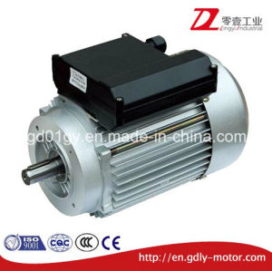 Cast Aluminum Yc Series Single Phase AC Electric Motor pictures & photos