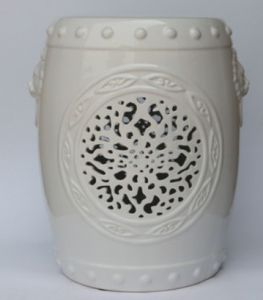 Ceramic Garden Stool (LS-164) pictures & photos