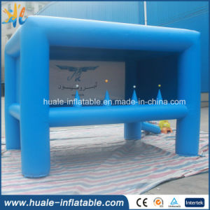 Hot Sale Kids Game Toy Obstacle Inflatable Archery Hoverball Target pictures & photos