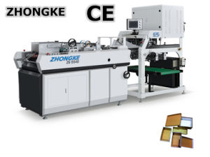 Zk-5540wl Full Automatic Box Machine pictures & photos