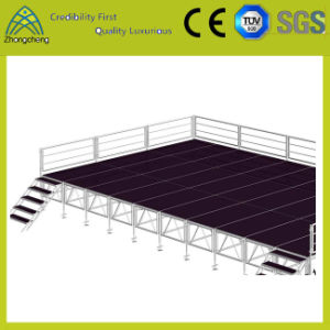 Portable Aluminum Performance Lighting Event Display Stage pictures & photos