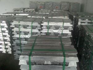 High Quality Aluminum Ingot 99.7% for Hot Sale pictures & photos