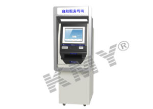 OEM/ODM Kmy Self Service Payment Kiosk, E-Payment Kiosk, Parking Ticket Machine pictures & photos
