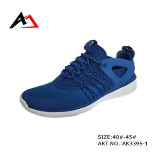 Sports Running Shoes Casual Mesh Breathable Sneaker for Men (AK3395-1) pictures & photos
