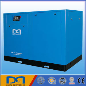 37kw 55kw Rotary Screw Air Compressor with Air Dryer pictures & photos