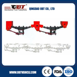 Heavy Duty 3 Axle Suspension for Semi Trailer pictures & photos