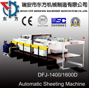 1400d Servo Motor Paper Roll Cutting Machine pictures & photos