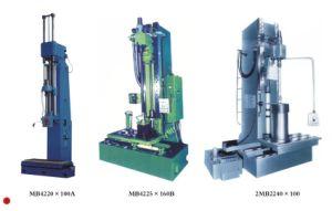 Semi-Automatic Vertical Honing Machine