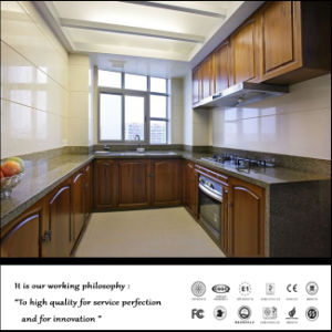 PVC Kitchen Cabinet with 15 Years Experience (ZHUV) pictures & photos