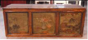Chinese Antique Furniture Wood Trunk/Bench pictures & photos