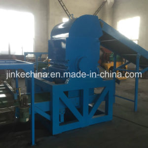 Latest Waste Tire Rotary Crusher