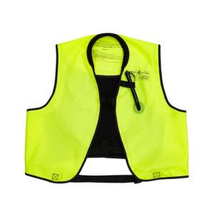 Inflatable Jacket Kids Swimming Vest Customized TPU Nylon Children Adult Swim Vest Safety Life Jackets pictures & photos