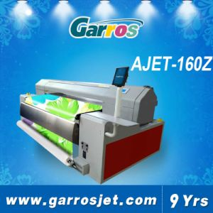 Garros Belt Printer for Digital Fabric Printing Machine with Double Print Head pictures & photos