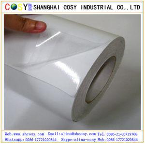 Transparent 3D PVC Unti-UV Cold Lamination Film pictures & photos