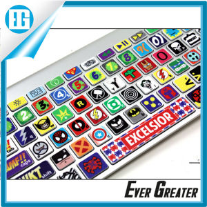Colorful Keyboard Stickers and Decals with Your Design pictures & photos
